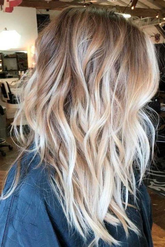 10 Edgiest Blonde Balayage Hair Color Ideas Balayage Hairstyles 2020