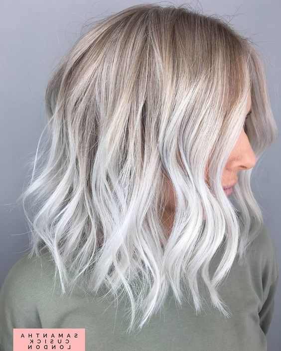 10 Edgiest Blonde Balayage Hair Color Ideas Balayage