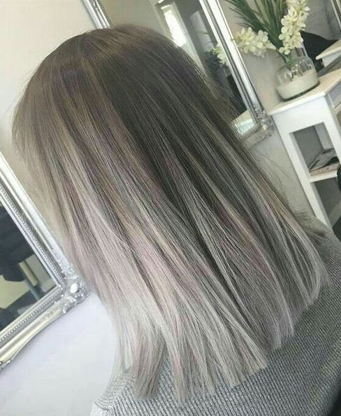 10 Hi Fashion Gray Hair Styles For Trendy Gals Hair Color Trends 2021