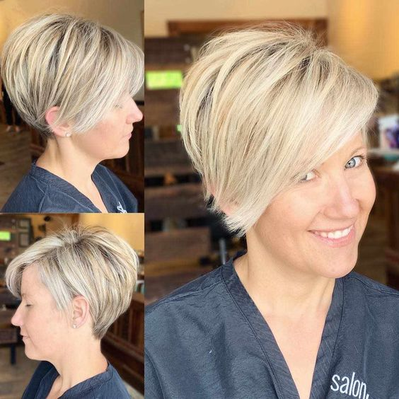 10 Colorful Amp Stylish Easy Pixie Haircut Ideas Short