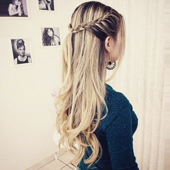 10 Trendy Braided Hairstyles In New Blonde Hairstyle For Long Hair 2020