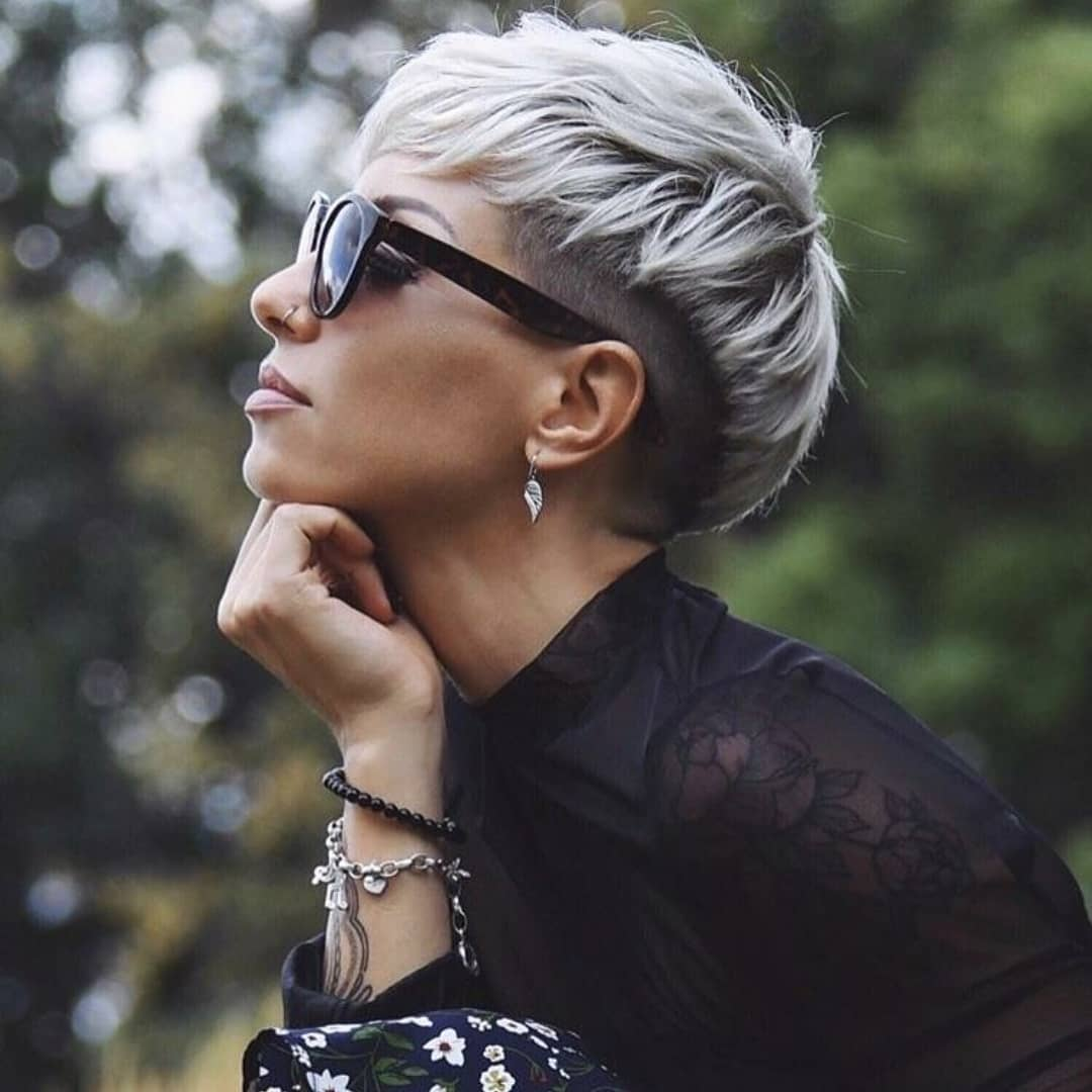Best Pixie Haircuts, and Short Hair Ideas for Female - Chic Short Pixie Hairstyles