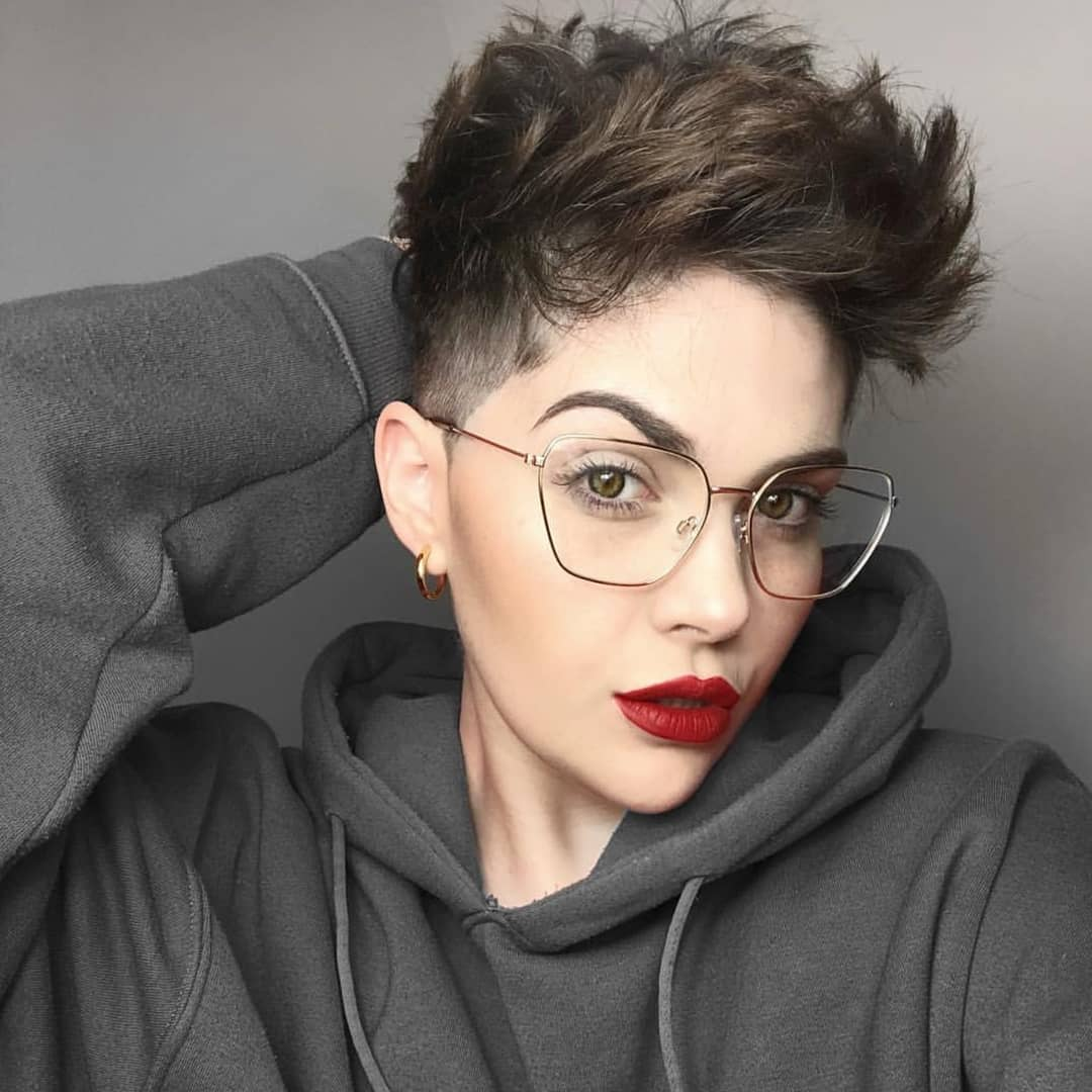 Best Pixie Haircuts, and Short Hair Ideas for Female - Short Pixie Hair Styles