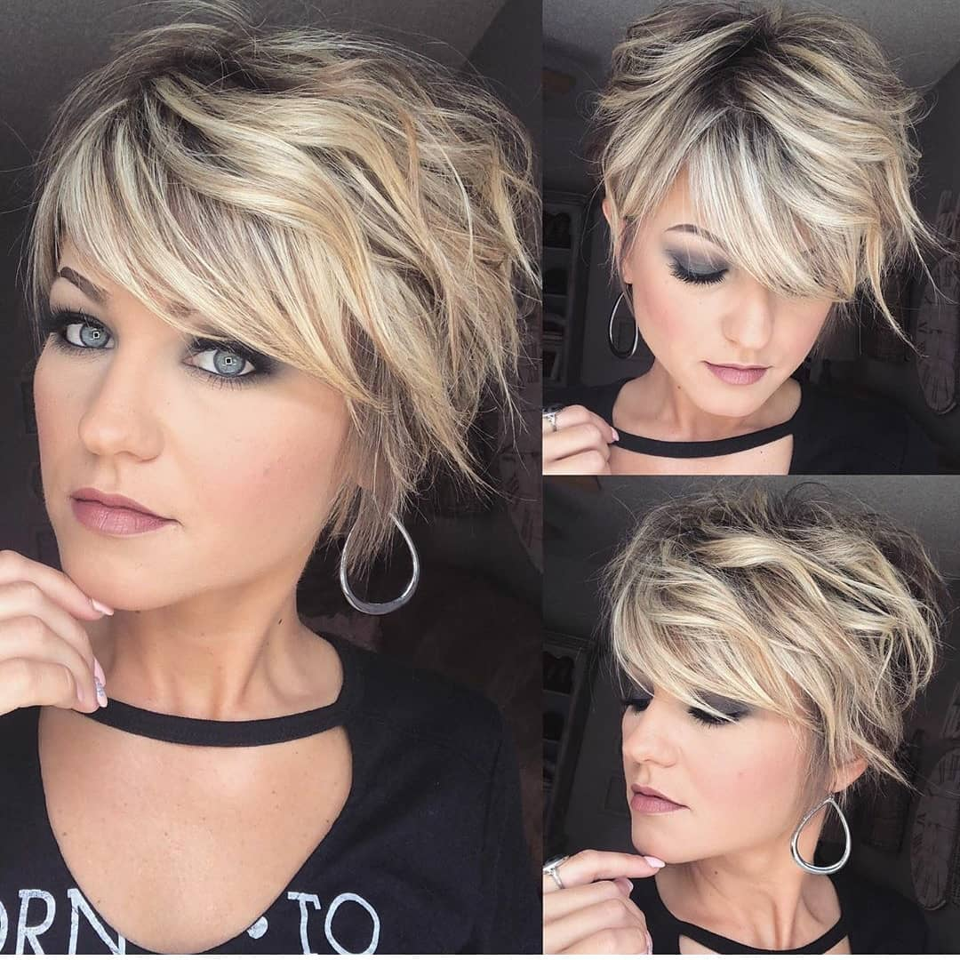 Best Pixie Haircuts, and Short Hair Ideas for Female - Short Pixie Hairstyle