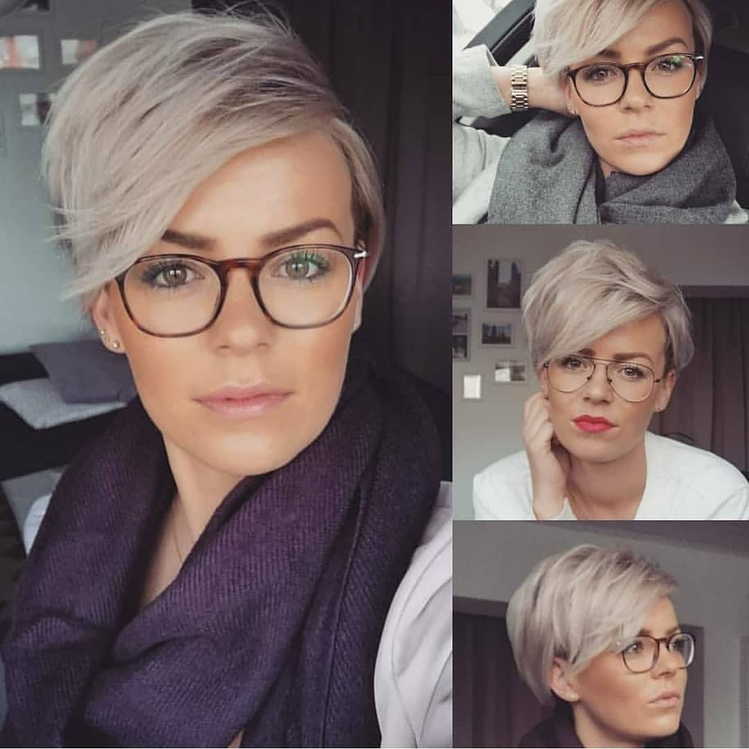 Best Pixie Haircuts, and Short Hair Ideas for Female - Stylish Short Pixie Hairstyles