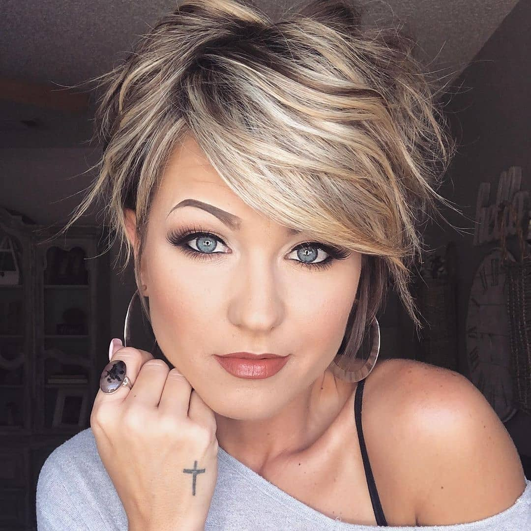 10 Trendy Short Hairstyles for Straight Hair   Pixie ...