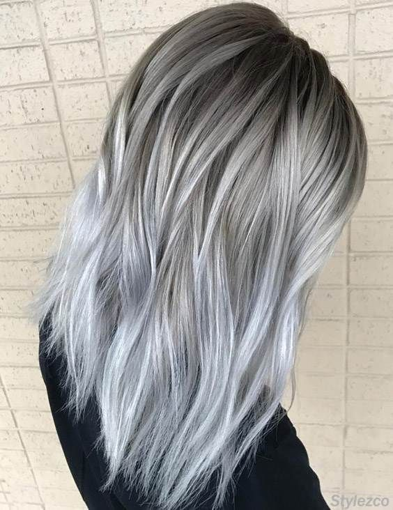 Amazing Ombré Hairstyle Inspirations for Medium Length Hair - Hair Color Trends