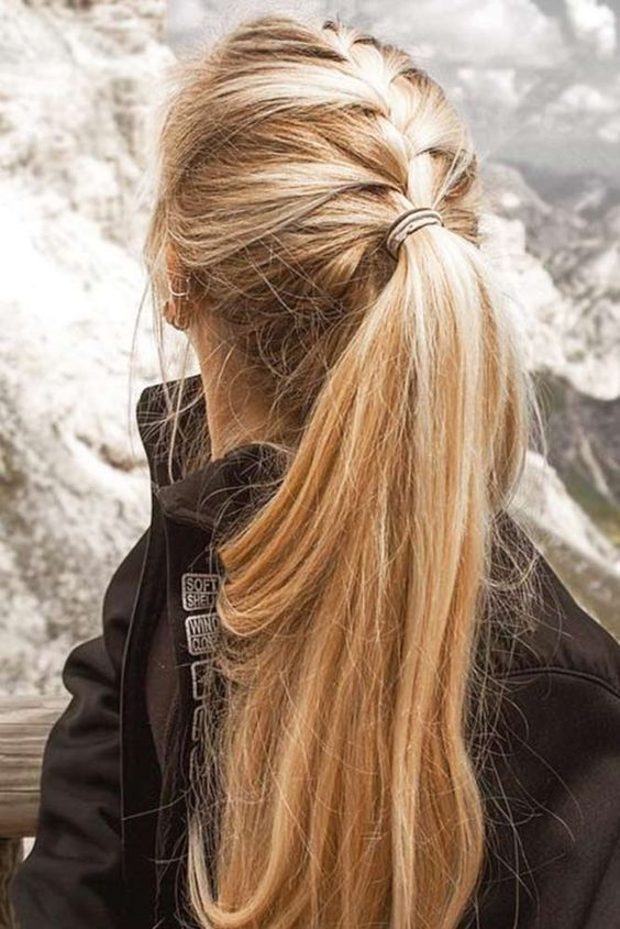 10 Easy And Stylish Casual Hairstyles For Long Hair