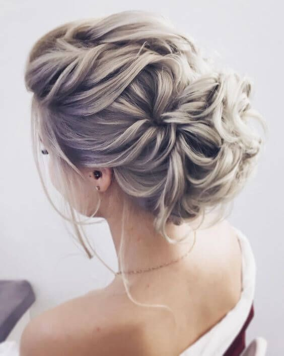 Updo Hairstyles For Wedding Guests: 10 Wedding Updo Hairstyles For Women