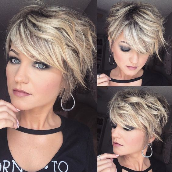 Stylish Easy Short Hair Styles For Women Hot Looks With Short Haircuts Popular Haircuts