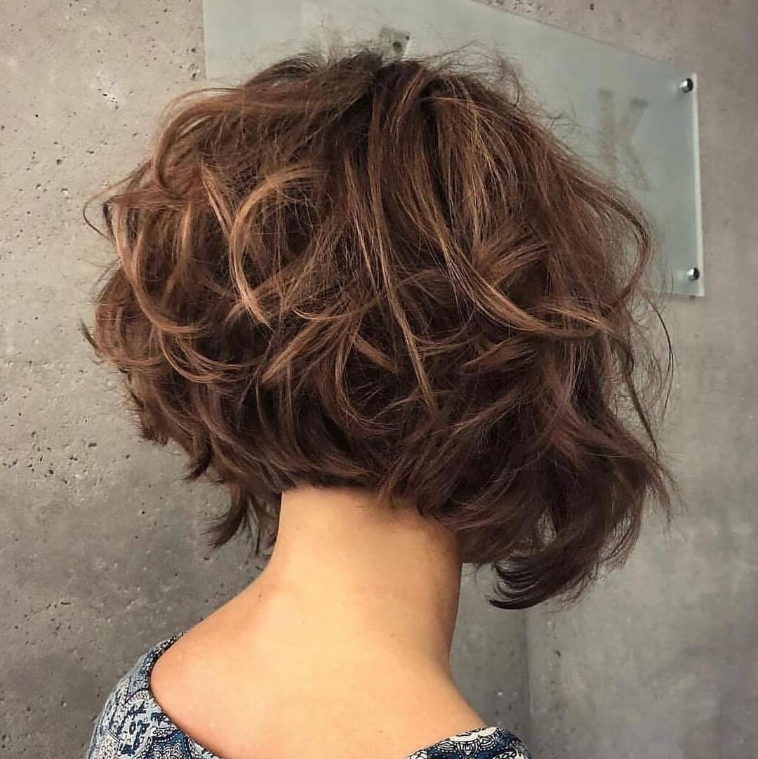 Easy Bob Haircut Carefree & Casual Trends - Women Short Hairstyle Ideas