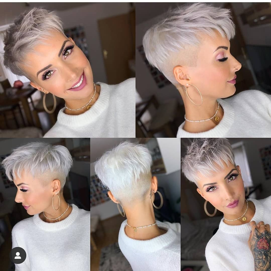 Top 10 Latest Trendy Pixie Haircuts For Women 2021 Short Hair Styles
