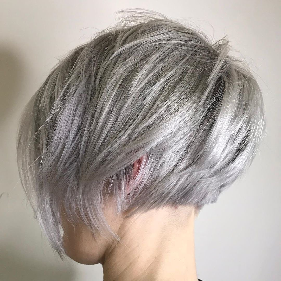 Trendy Short Hairstyles For Female
