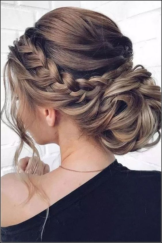 Pretty Easy Prom Hairstyles For Long Hair Prom Long Hair Ideas Popular Haircuts