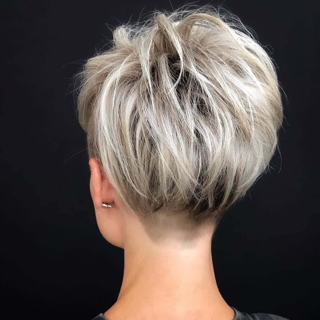 New Pixie Haircut for Women - Short Pixie Hair Style Ideas