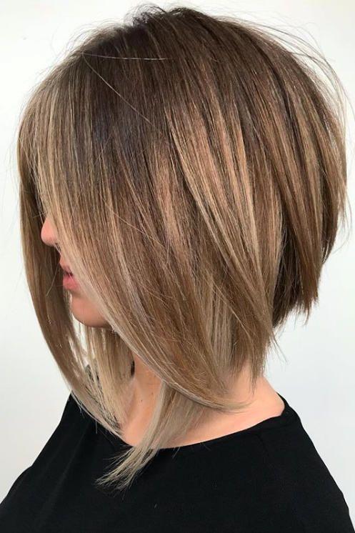 10 Trendy Straight Bob Hairstyles For Women Straight