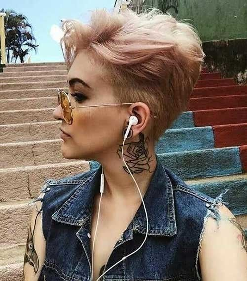 Pixie Cut Ideas That Make Women More Beautiful - Short Pixie Hairstyle
