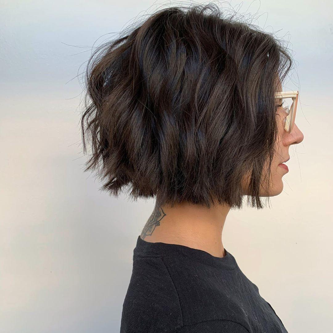 10 Easy Bob Haircuts for Short Hair - Women Short Bob ...