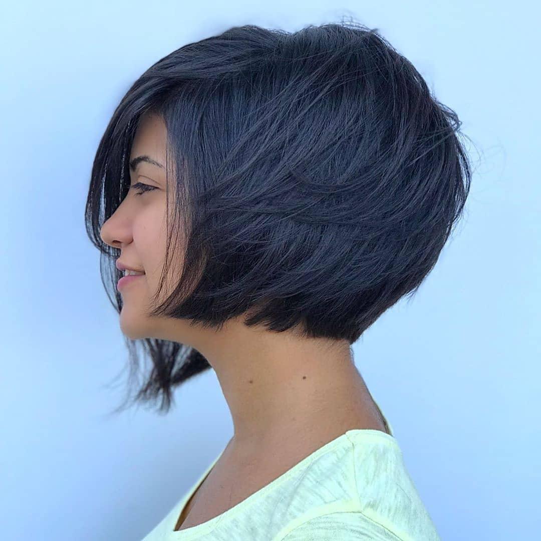 Cute Easy Bob Haircut Ideas for Short Hair   Women Short ...