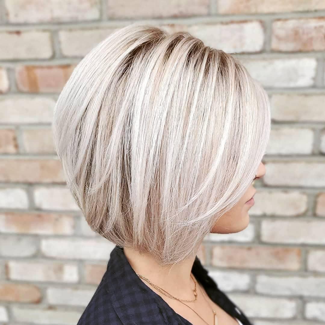 10 Easy Bob Haircuts For Short Hair Women Short Bob