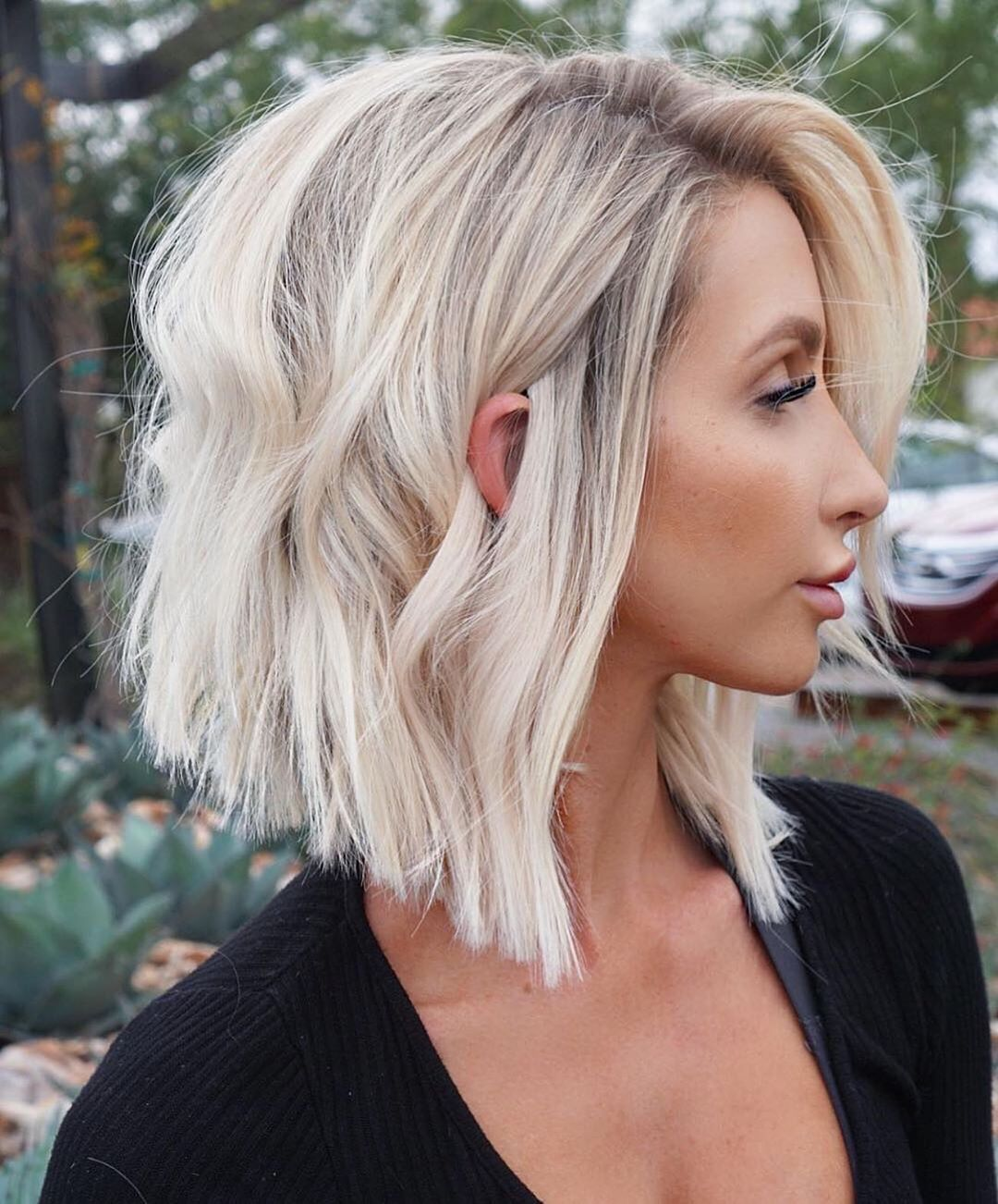 10 Balayage and Ombré Hairstyles for Shoulder-Length Hair ...