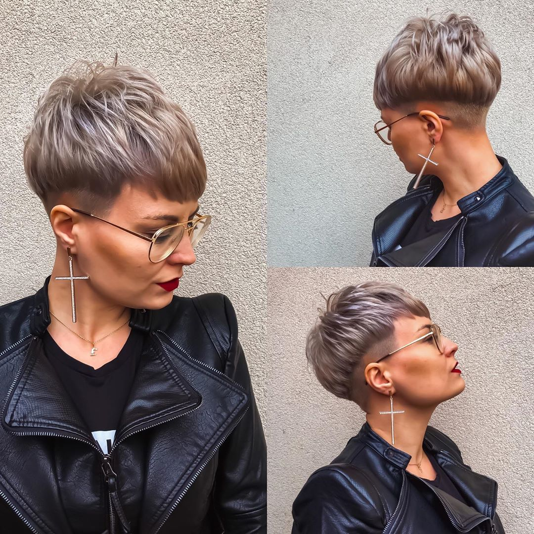 10 Easy Stylish Pixie Haircuts For Women Short Pixie
