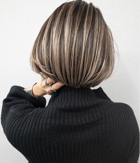 Kalın Saçlar için Oldukça Kısa Saç Modelleri - Kadın Kısa Saç Fikirleri