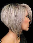 Pretty Short Haircuts for Thick Hair - Women Short Hairstyle Ideas