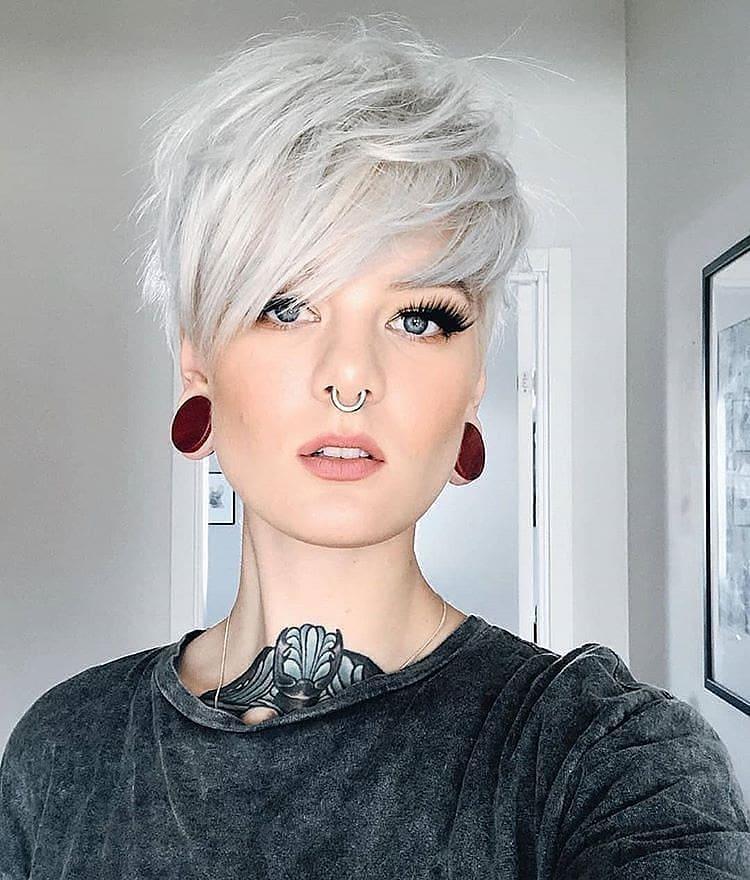 Cute Easy Pixie Hair Cut for Women   Hairstyles for Short ...