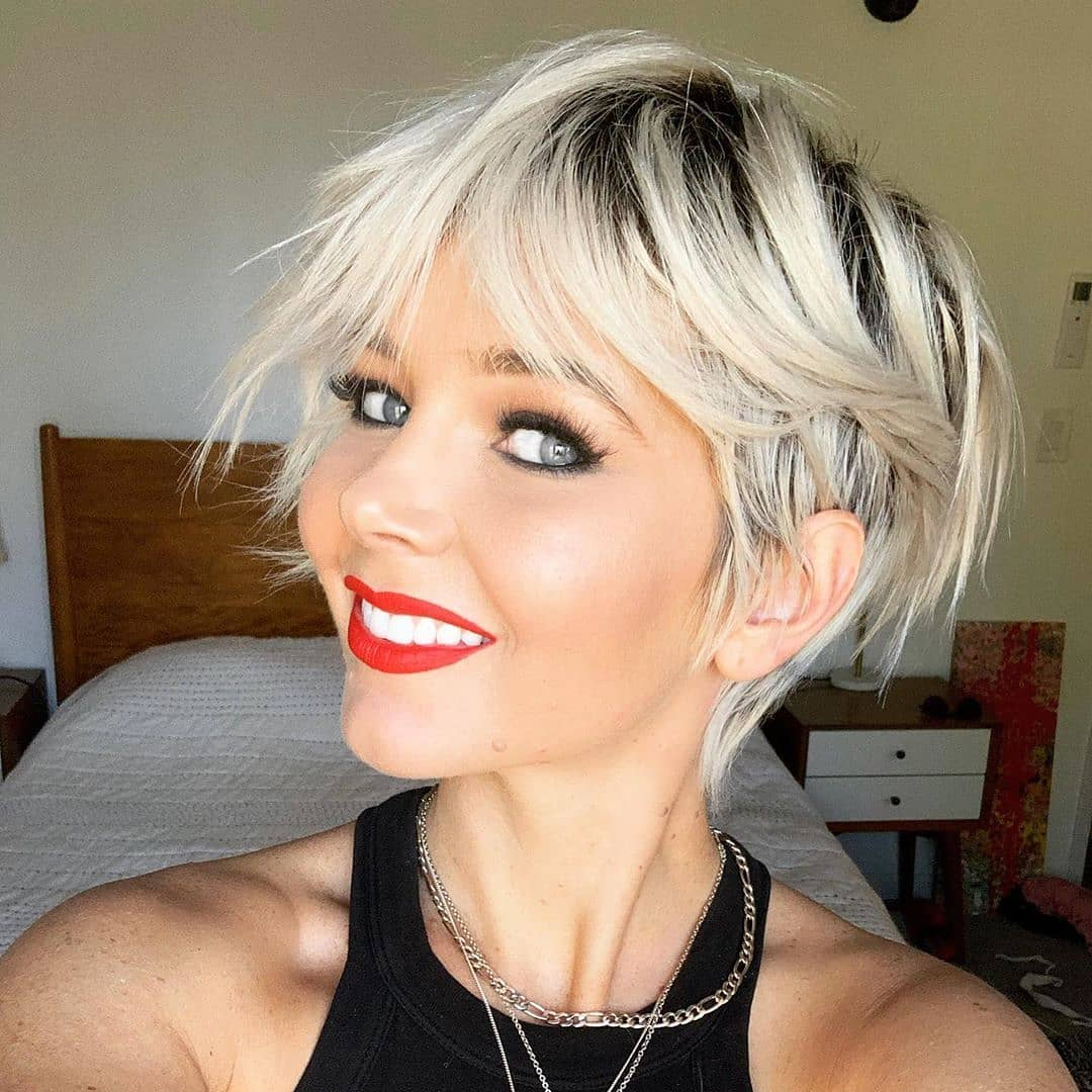 10 stylish casual  easy short hairstyles for women
