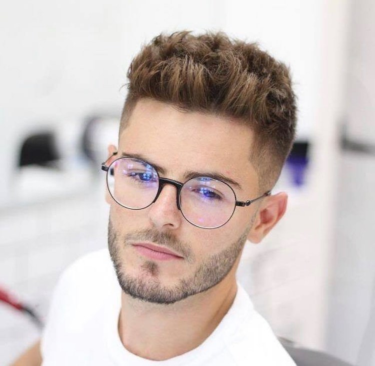Men Haircut Trends for Short Hair - Men Short Hairstyles