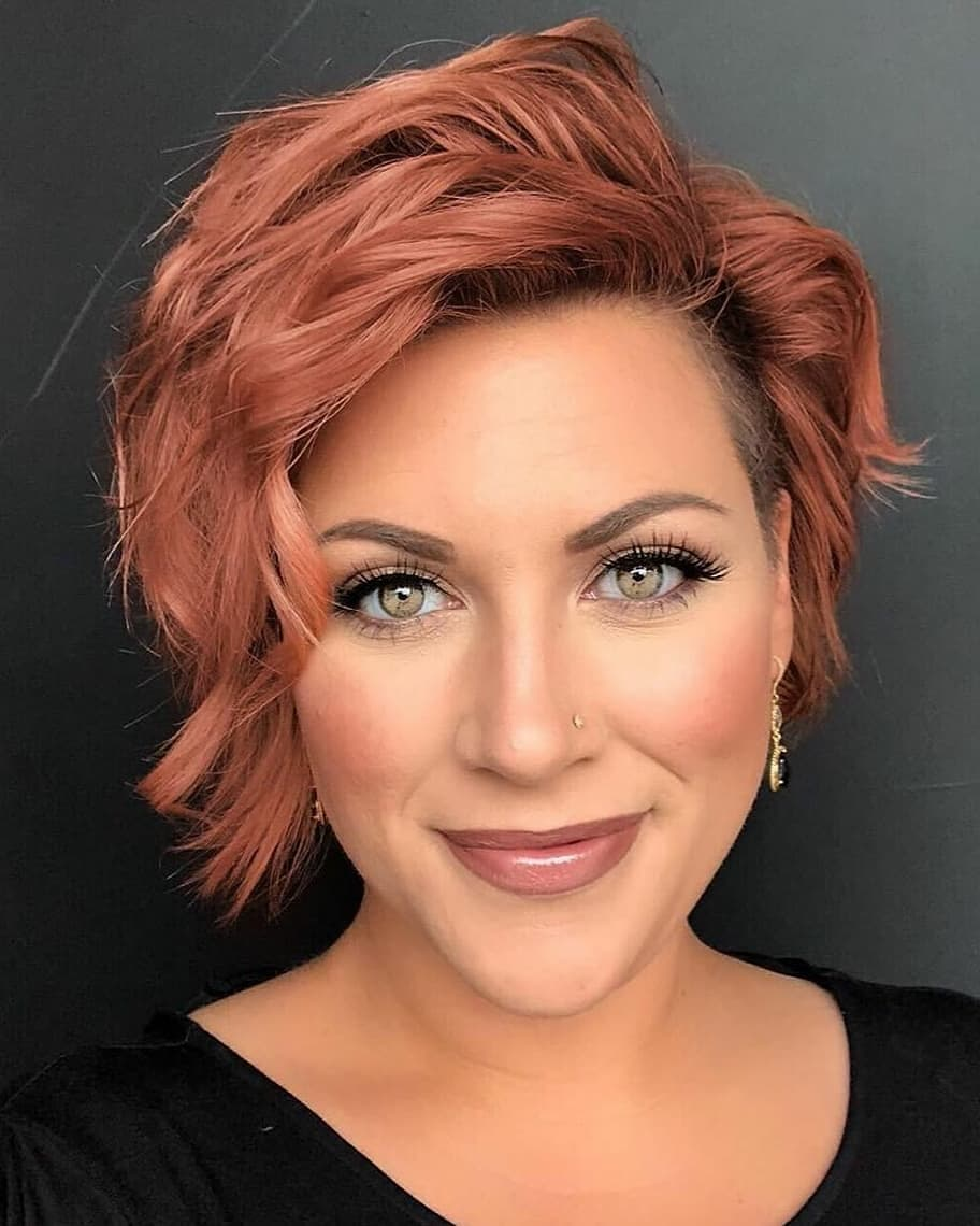 Office Short Hairstyle Ideas für Frauen - Schnelle und einfache Kurzhaarschnitte