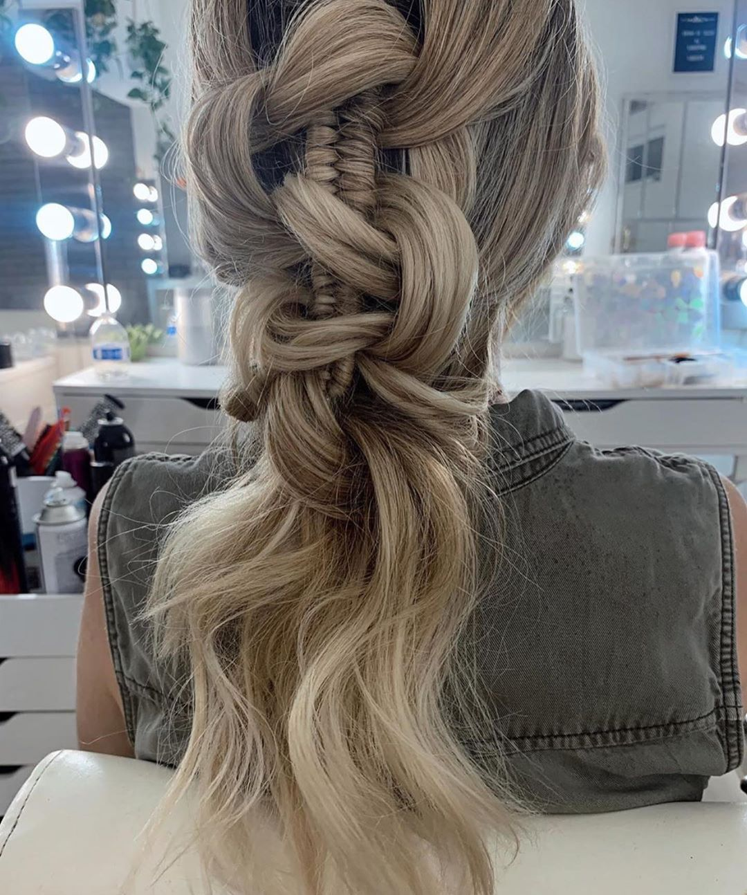 Pretty Ponytail Hairstyle for Long Hair - Ponytail Long Hairstyle Ideas