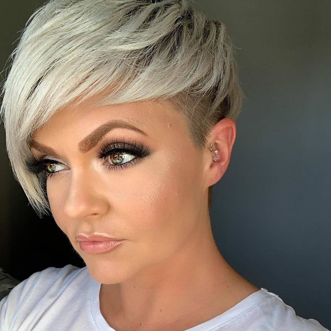10 Simple Pixie Haircuts for Straight Hair | Women ...