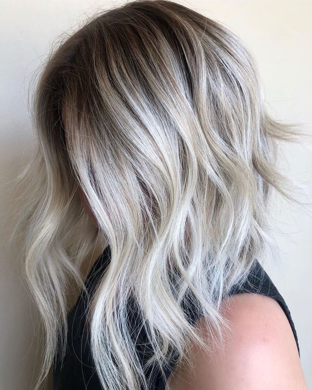 10 Ombre Hairstyles for Medium Length Hair - Women Medium Haircut 2020 - 2021