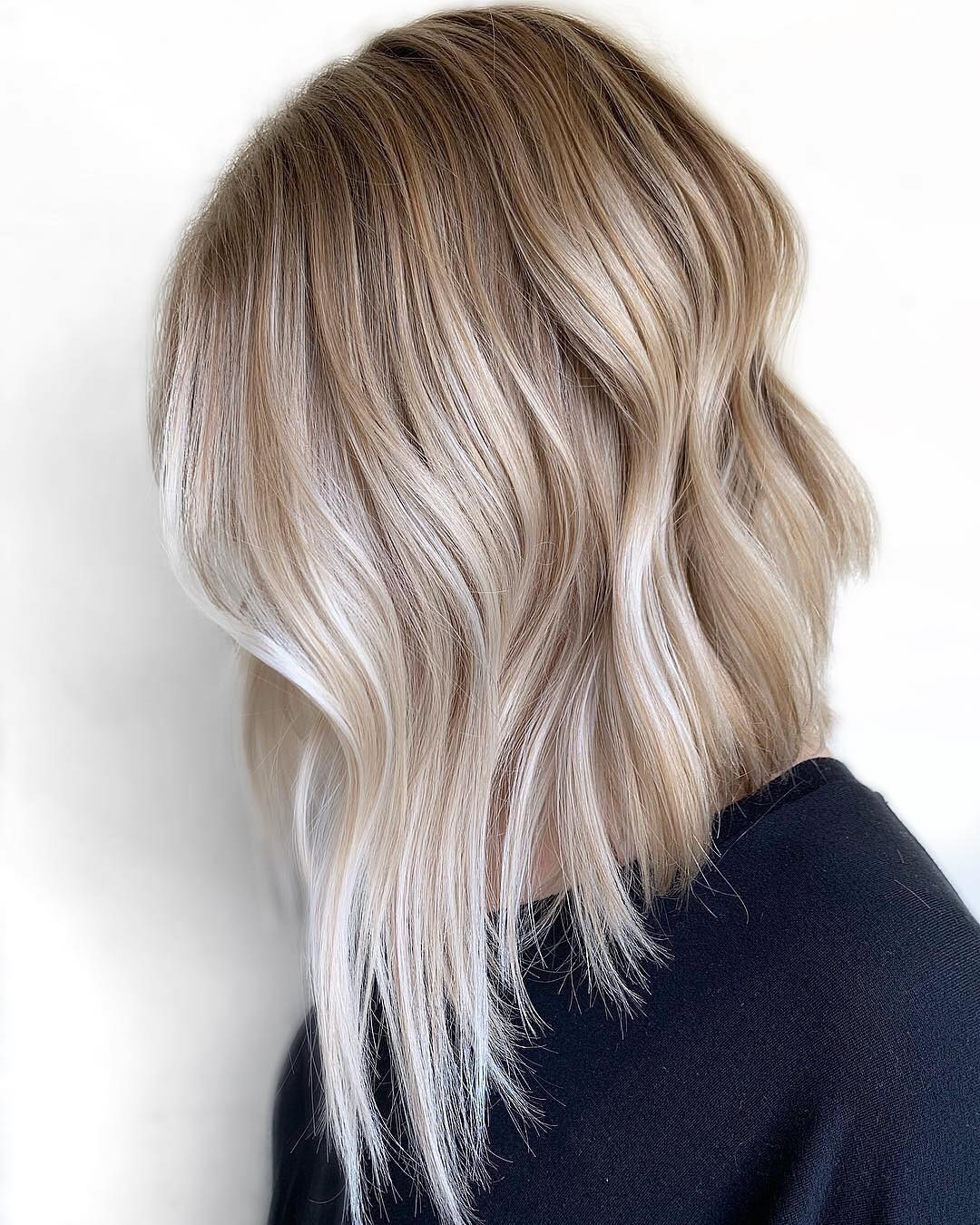 Stylish Ombre Hairstyles for Medium Length Hair - Ombre Hair Color Ideas