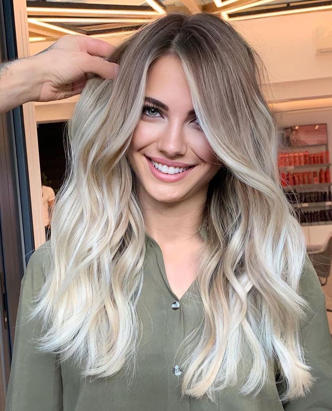 Female Long Hairstyles with Color Trends - Long Hair Styles and Haircuts in 2021 - PoPular Haircuts