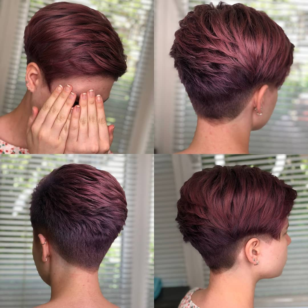 Female Pixie Hairstyles and Haircuts in 2021 - Pixie Cut Hairstyle Ideas