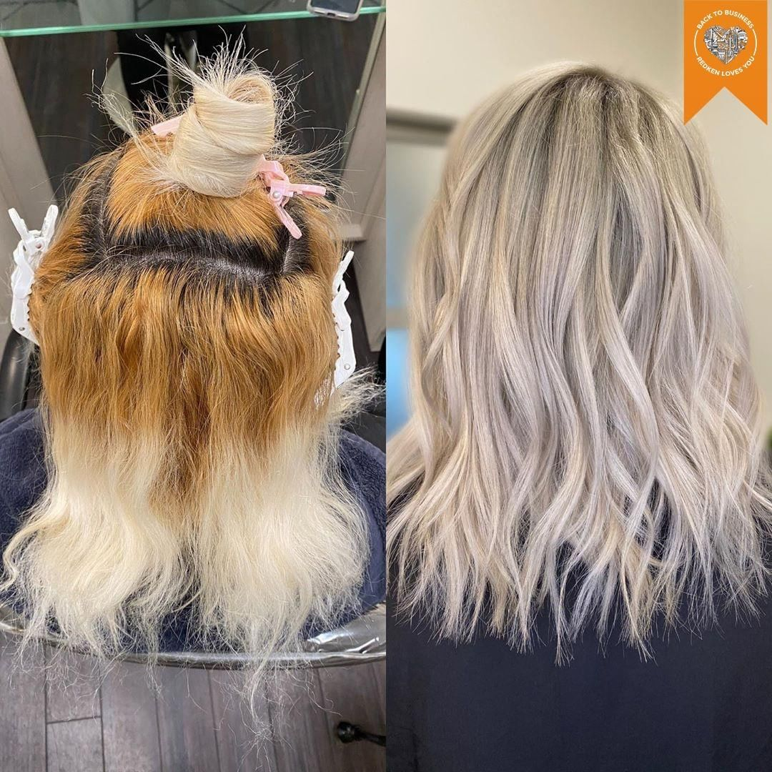 Stylish Shoulder Length Hair Style and Color - Women Medium Hairstyles and Haircuts in 2021 ...