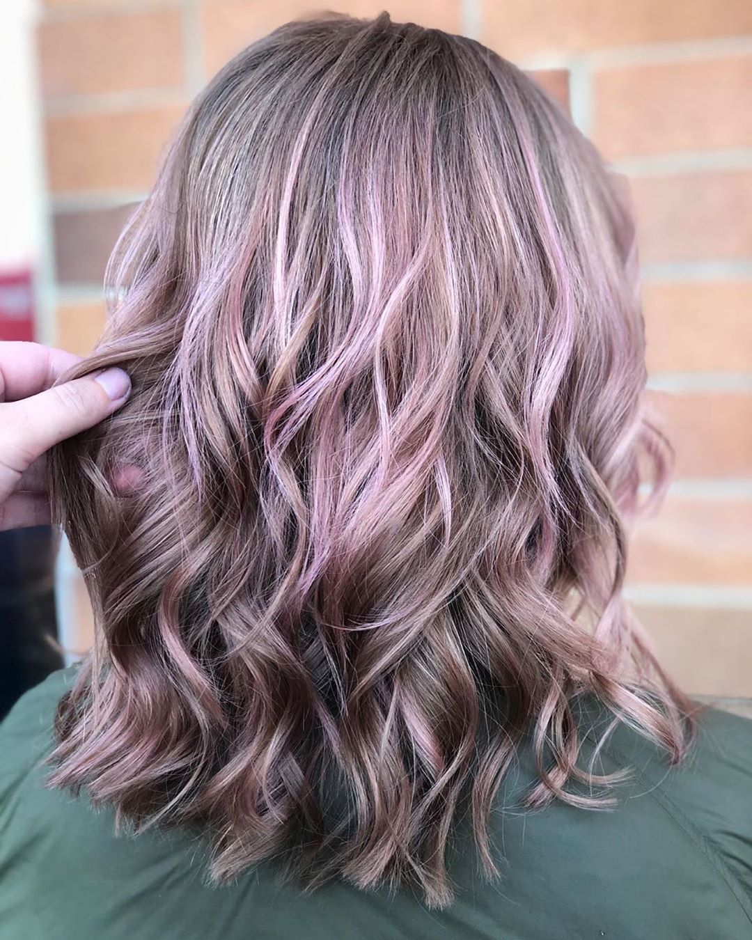 Stylish Shoulder Length Hairstyle and Color   Women Medium ...
