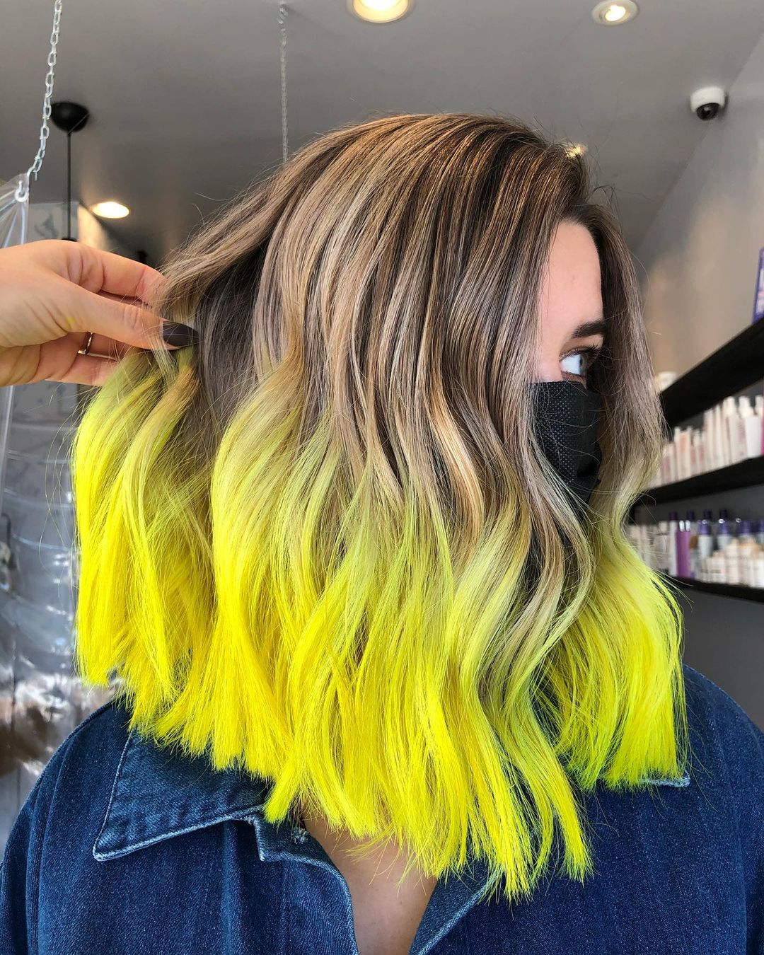 Stylish Shoulder Length Haircut and Color 2021   Fun ...