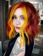 Stylish Shoulder Length Haircut and Color 2021 - Fun Medium Hairstyles & Haircuts 2021
