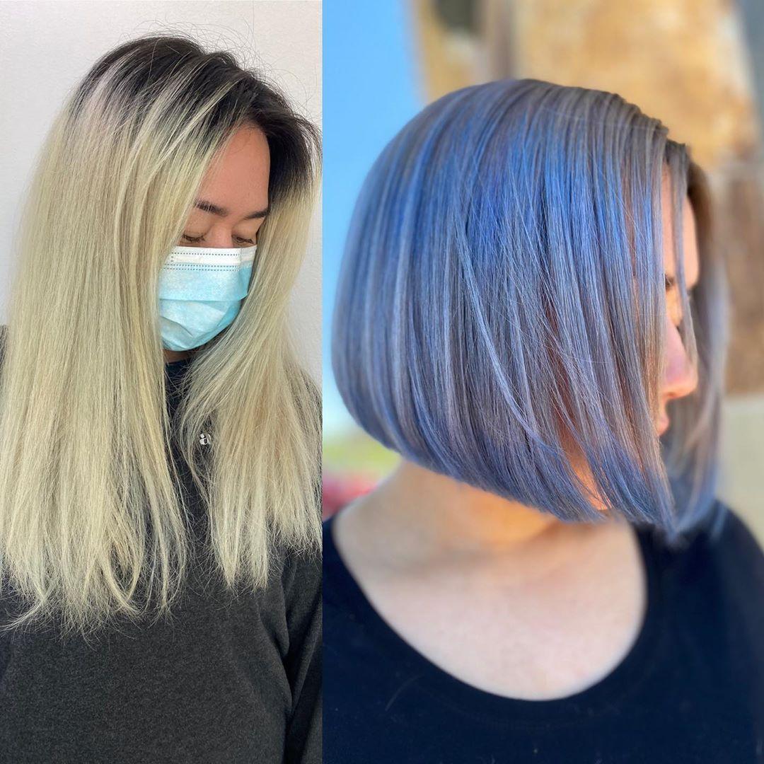 10 kurze Bob-Haarschnitte & Farbe - Haarideen für besondere Anlässe