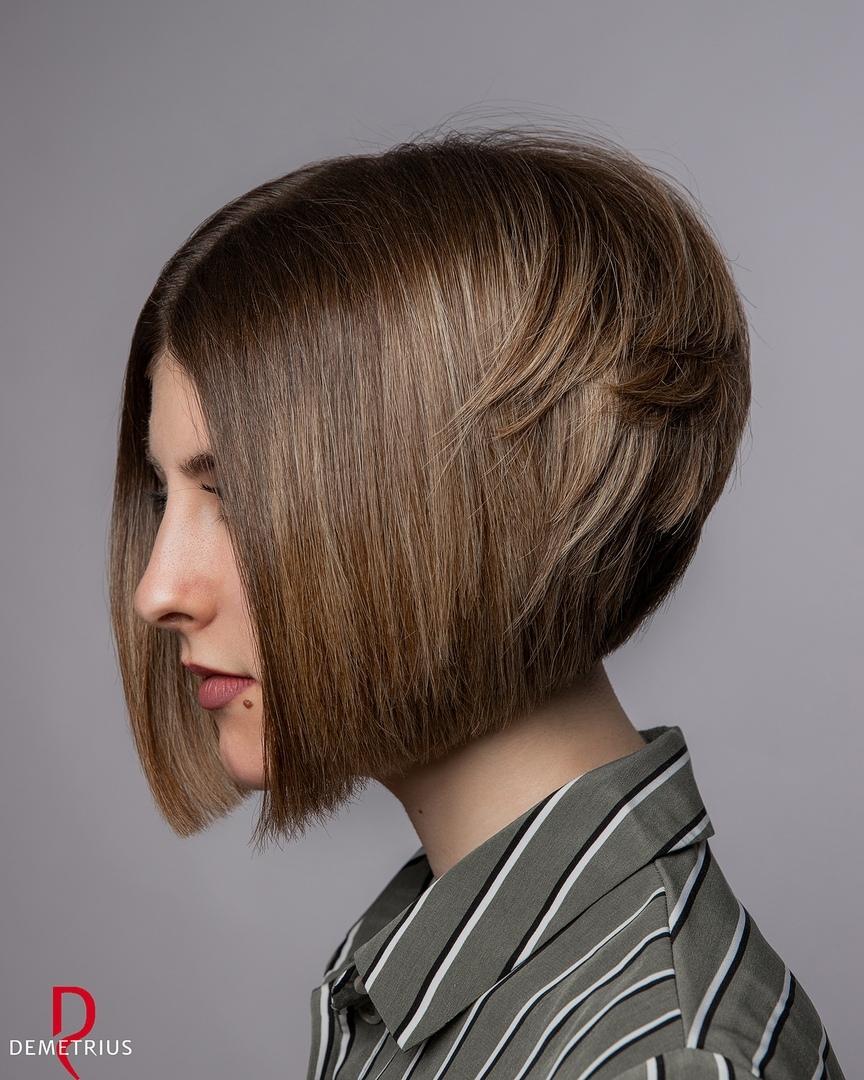 10 Short Bob Haircuts & Color - Special Event Hair Ideas