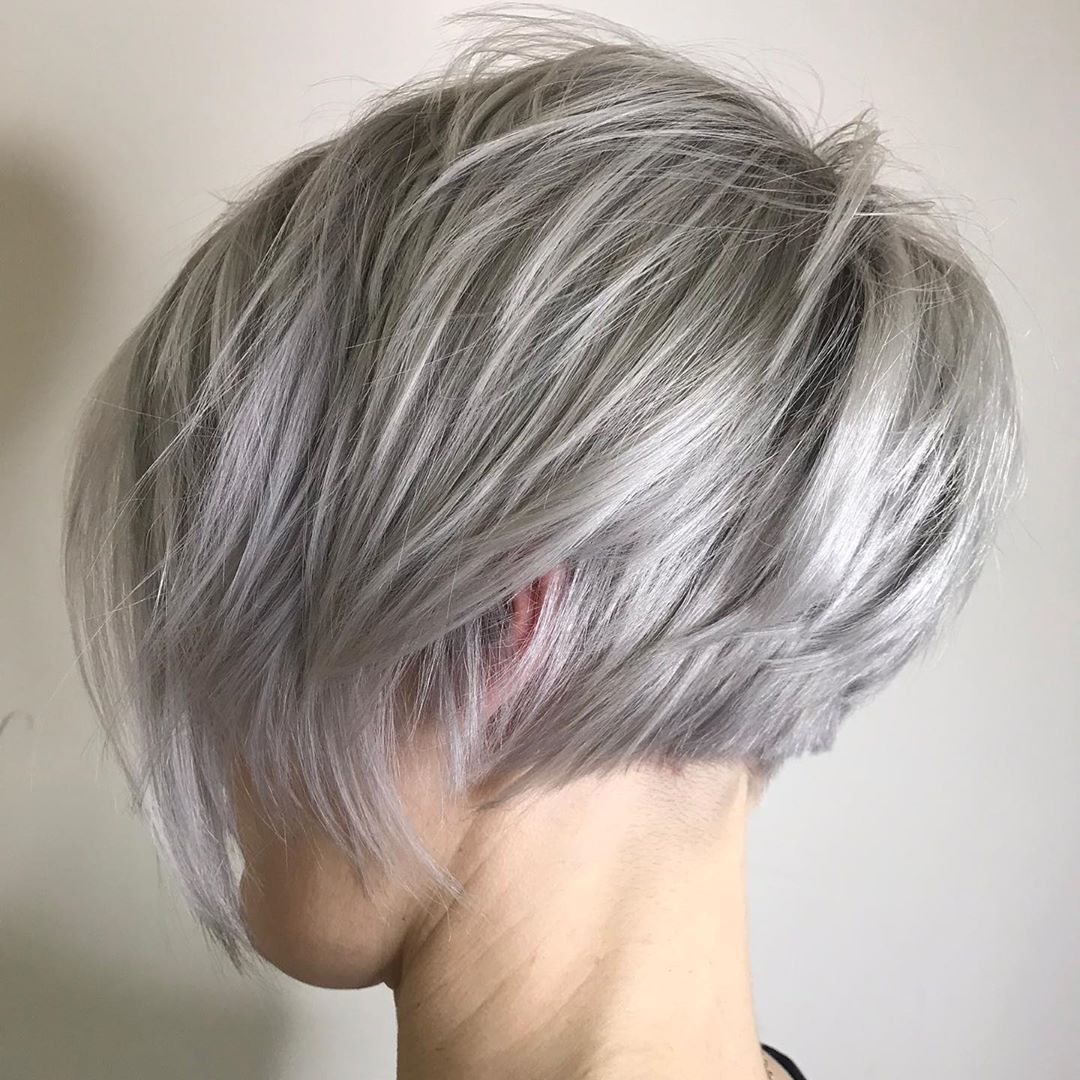 Hair Color Trends for Short Hair- Short Hair Cut and Hairstyle Ideas of 2021