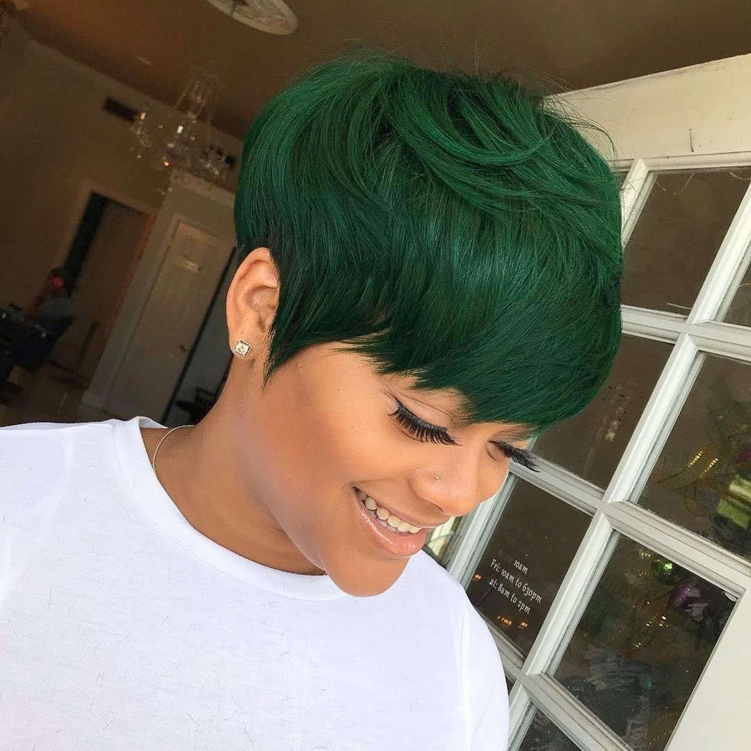 Trendy Short Pixie Haircuts and Color 2021 - Women Very Short Hairstyle Ideas for Summer