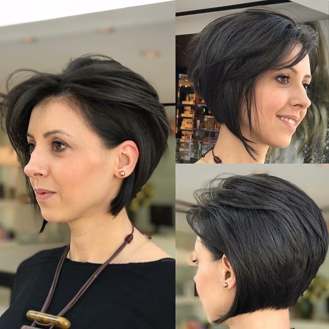 10 weibliche Alltagsfrisuren für kurzes Haar Makeovers