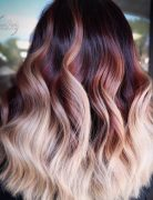 10 Women's Long Hair Color Trends in Vivid Rainbow Designs