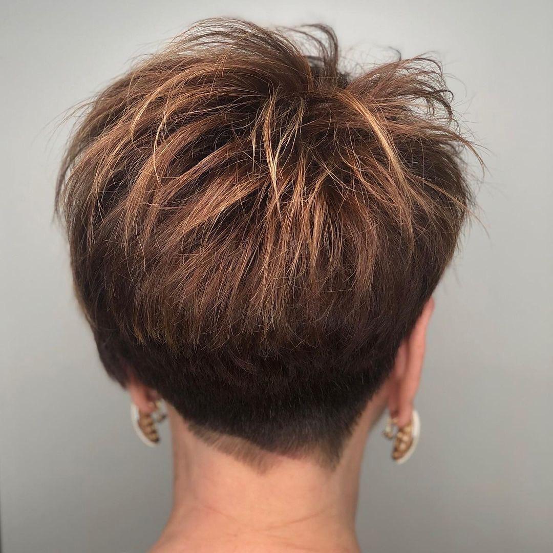 Kısa Pixie Cuts ve Saç Stillerinin En İyi Fikirleri - Kadınlar için Trendy Pixie Saç Kesimleri 2021 - 2022