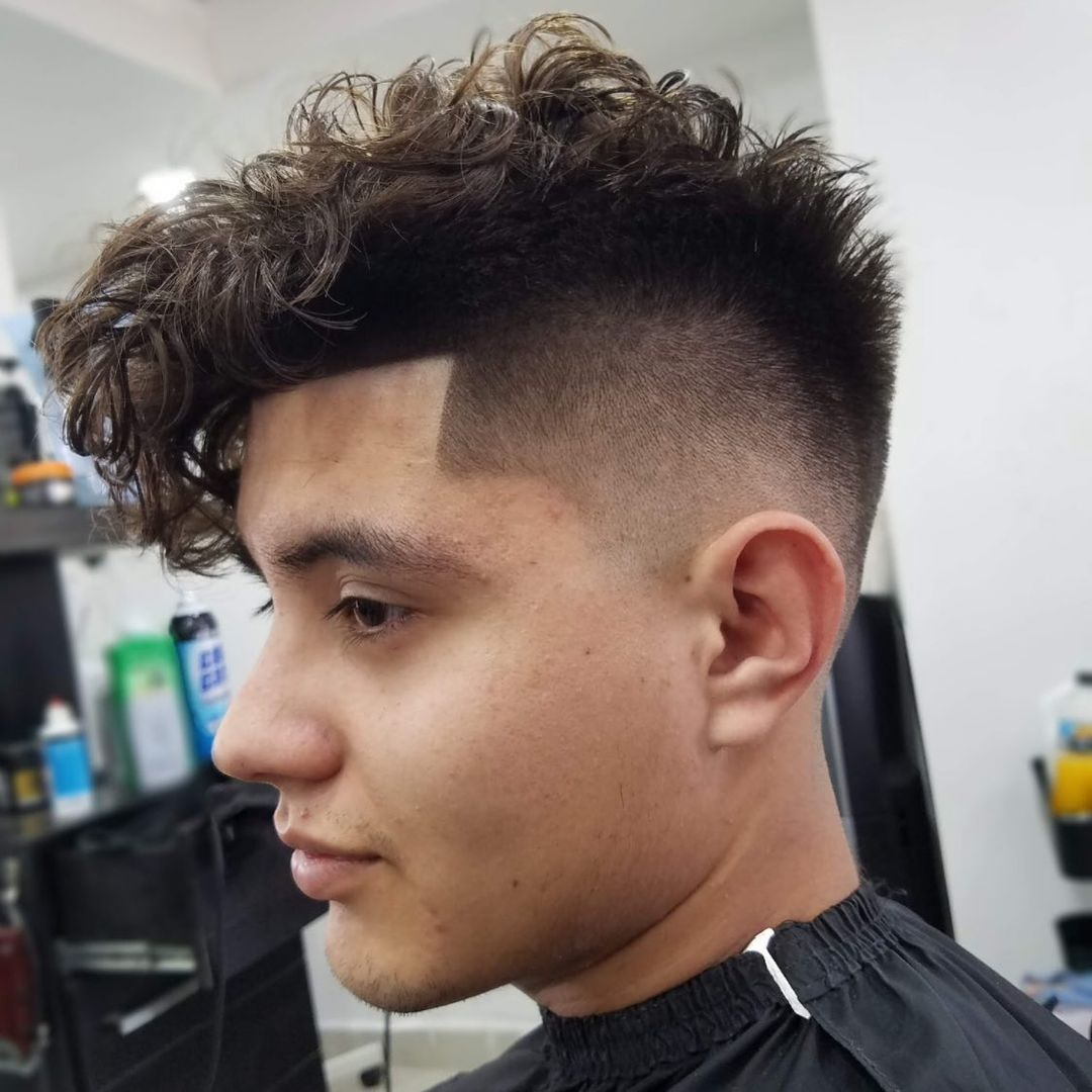 Men's Fade Haircuts for Short Hair - Cool Men's Hairstyles 2021